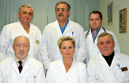 Сотрудники Клиники портальной гипертензии